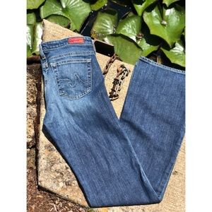 AG Adriano Goldschmied The Angel bootcut Jeans 29R